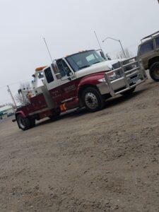 Heavy Duty Towing in Billings MT