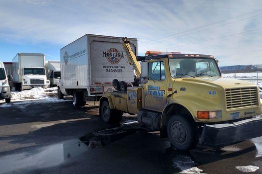 Heavy Duty Recovery-in-Hardin-Montana