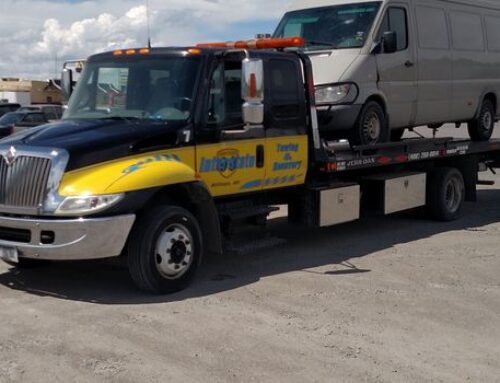 Off Road Recovery in Billings Montana