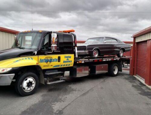 RV Towing in Laurel Montana