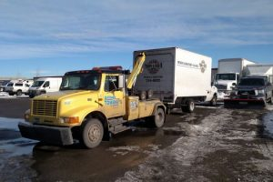 Truck Towing in Red Lodge Montana
